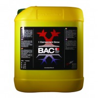 B.A.C. 1 Comp. Soil Nutrients Grow 1ltr.