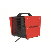 Atomic C3000 kachel 2000/3000watt
