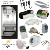 Secret Jardin DR 90 III (90x90x200) - Budget
