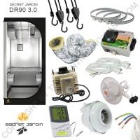 Secret Jardin DR 90 III (90x90x200) - Premium