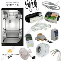 Secret Jardin DR 120 III (120x120x200) - Budget
