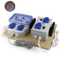 SMScom SPC 28amp (gemonteerd)