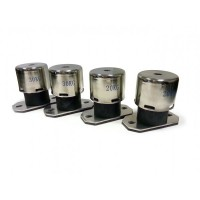 Isolatie Veren t.b.v. Opticlimate 3500 Pro 3 (4 stuks)
