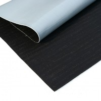 Damping plates adhesive