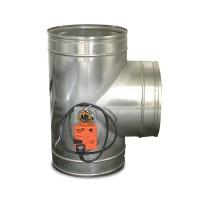 3-Wegklep 250MM voor OptiClimate 3500 en 6000