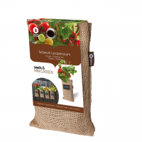 Baza Seeds & Mini Garden Hang Culture Bag Tomato