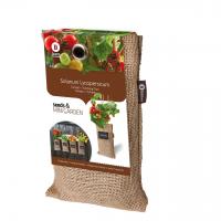 Baza Seeds & Mini Garden Hang Jute kweekzak Tomaat