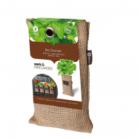 Baza Seeds & Mini Garden Hang Culture Bag Basil