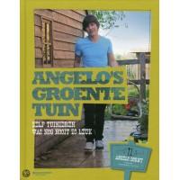 Angelo's vegetable garden