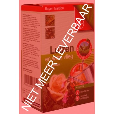 Bayer Garden Admire N (lice And White Fly) 50g