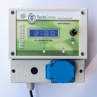 TechGrow T-mini CO2 Controller