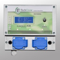 TechGrow T-2 CO2 Controller 14Amp
