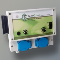 Techgrow Day/Night Fan controller 7amp
