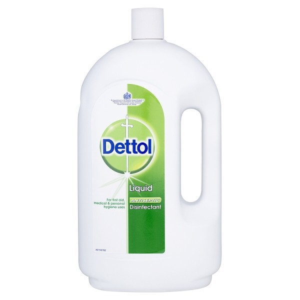 Dettol desinfectant 1 liter tuincentrum holland for Decor 5 5 litre