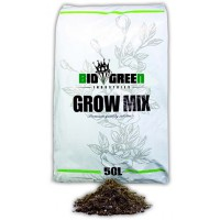 Bio Green  Growmix 50 ltr 65st p/p (without perlite)