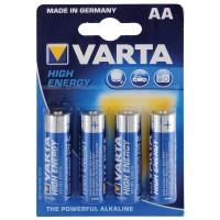 Varta High Energy AA 4-Pack