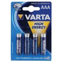 Varta High Energy AAA 4-Pack