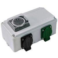 Davin Schakelkast DV-12K 2x 250/400/600watt