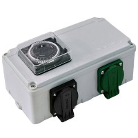 Davin Switchbox DV-12K 2x 250/400/600watt