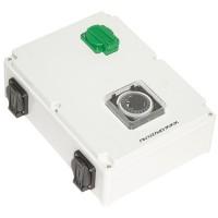 Davin Schakelkast DV-14K 4x 600watt met kachelcontact