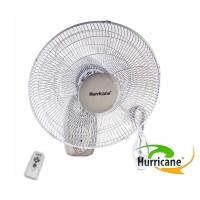 Hurricane Wandventilator 40cm + remote control