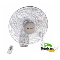 Hurricane Wandventilator 40cm + afstandsbediening