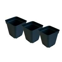 Square pot for growth 9x9x10 (box 1032 pcs)