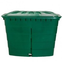Square water container with lid 520 liters 119x77x84cm (ONLY PICK BECAUSE OF SIZE)
