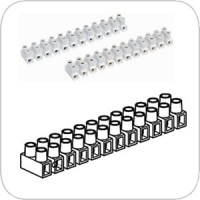 Terminal Block 12-p 6mm 10 pcs