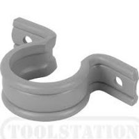 PVC pipe 32mm pvc 3-layers grey 2m