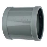 Overschuifmof 32mm manchet pvc