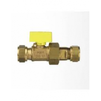 VSH gaskogelkraan 15x15 knel/knel