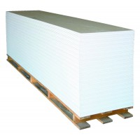 Plaster plate P 200x40cm 6,5mm