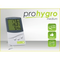 Prohygro thermo/hygro meter medium