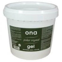 ONA gel Polar Crystal 4 l jar