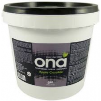 ONA gel Apple Crumble 4l jar