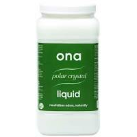 ONA liquid Polar Crystal 4l pot
