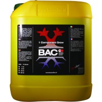 B.A.C. 1 Comp. Soil Nutrients Grow 5ltr.