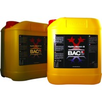 B.A.C. Hydro Nutrients A&B Bloom 5ltr.