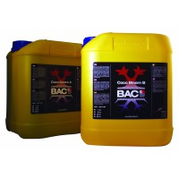 B.A.C. Coco Nutrients A&B Bloom 10ltr.