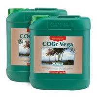 Canna Cogr Vega A&B 5ltr.