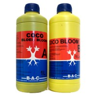 B.A.C. Coco Nutrients A&B Bloom 5ltr.