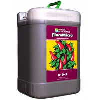 GHE FloraMicro Hard Water 10 liter