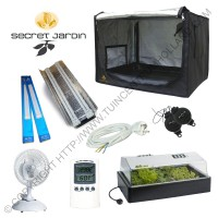 Secret Jardin Dark Propagator (90x60x60) - Elite
