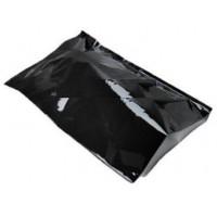 zwarte zak klein 35x49cm