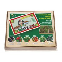 Buzzy complete mini herb garden kit