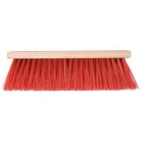 Bezem rood TT 41 cm