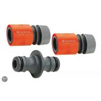 """Gardena System koppelingset 13 mm (1/2"""") 3-delig"""