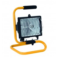 Elektrofix 400W halogen floodlight floor frame 5m cable