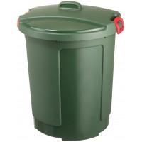 Sunware Megano afvalbak groen 75 l